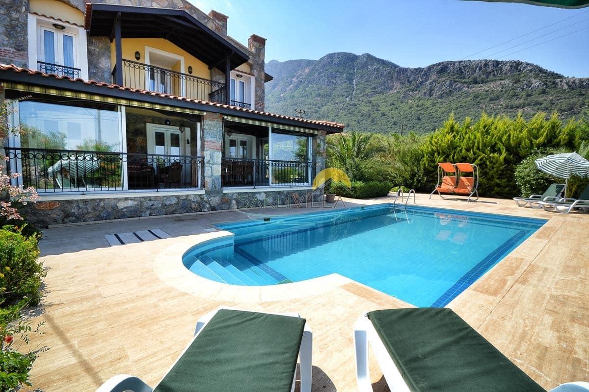 Villa Anahtar